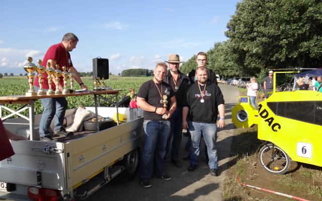 """7.Platz: Team """"TAS"""" aus Soltau"""