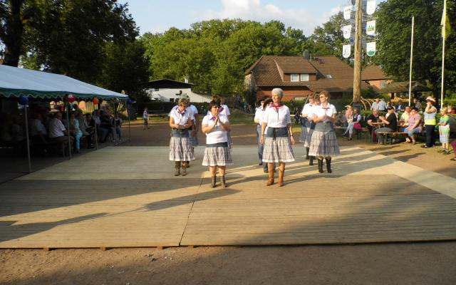Amerikanischer Linedance in Baven